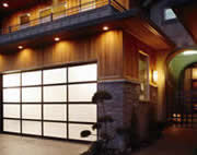 Residential Contemporary Garage Door